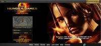 The Hunger Games movie website.