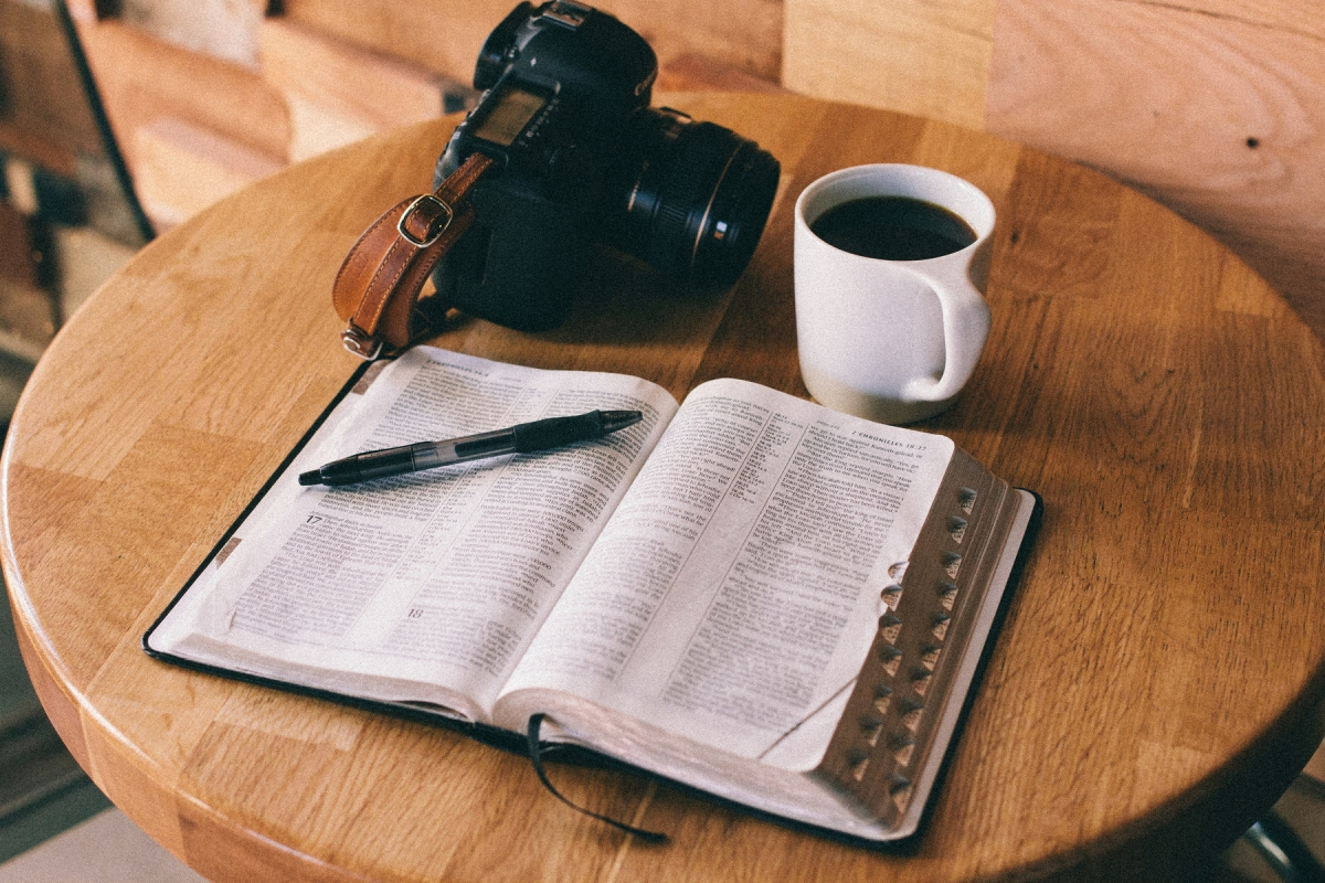 Calendar Organization App : Getting the most out of your camera—and bible