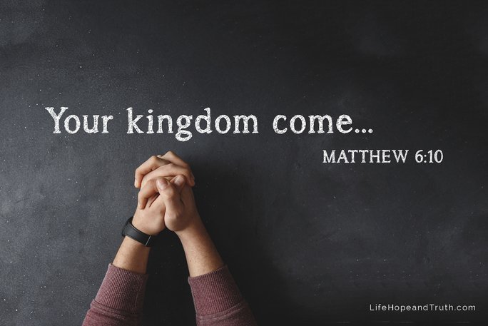3 reasons to pray for the kingdom of god