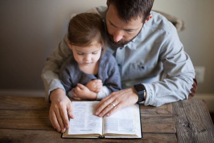 How to Introduce a Preschooler to God - COGWA Members